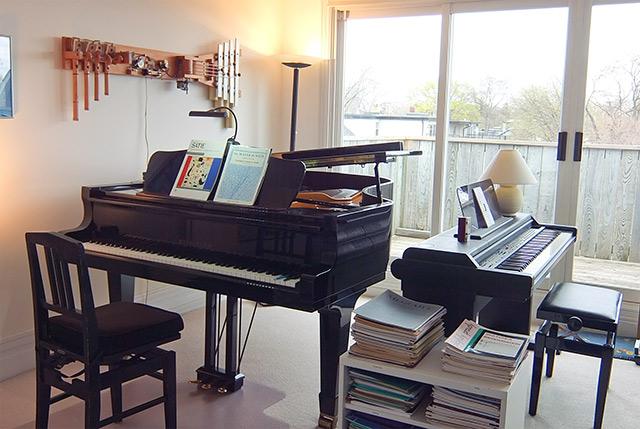 Peter Mose - Piano Studio